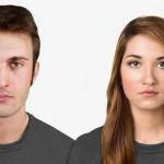 Future faces - now