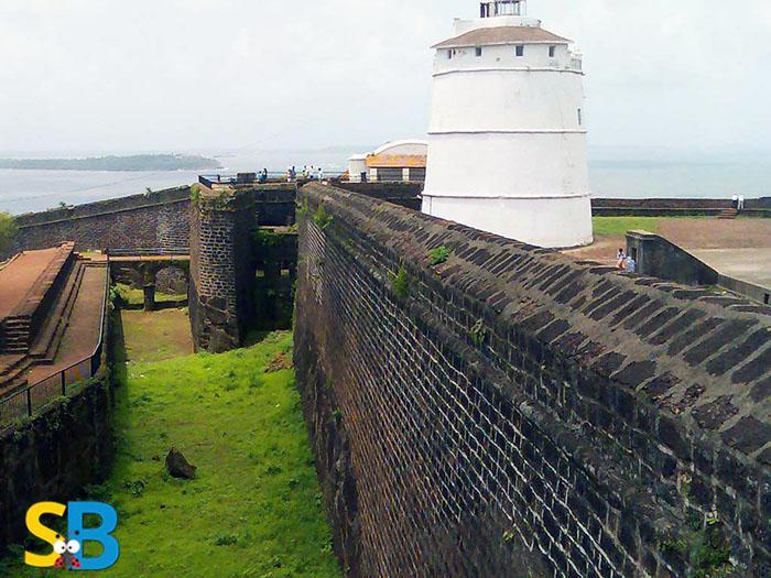 Goa-Tourism-CABO DE RAMA