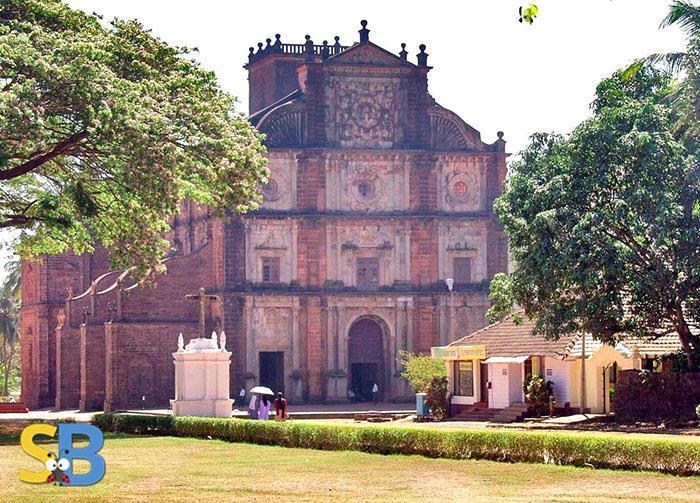Goa-Tourism-Churches