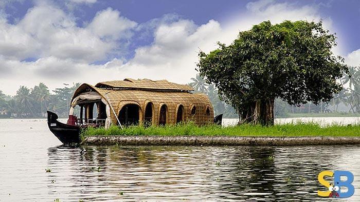 Goa-Tourism-Houseboat