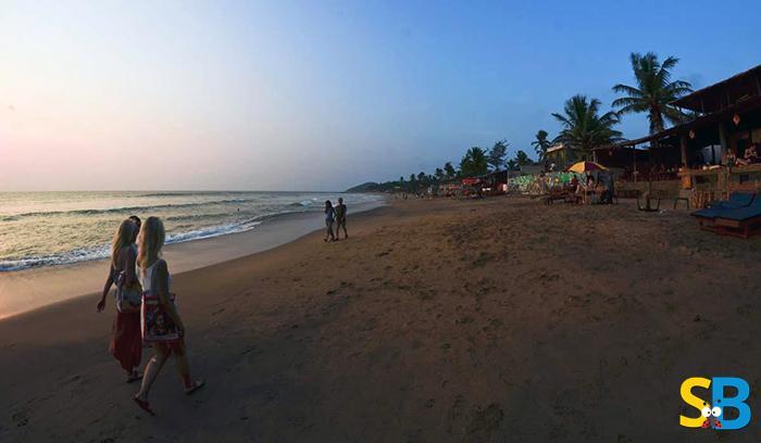 Honeymoon Destinations-Goa