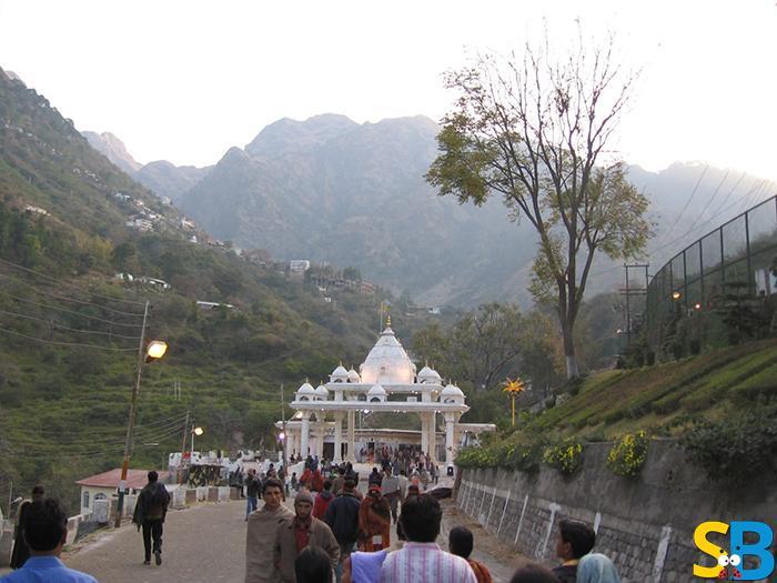 Hub of holy shrines