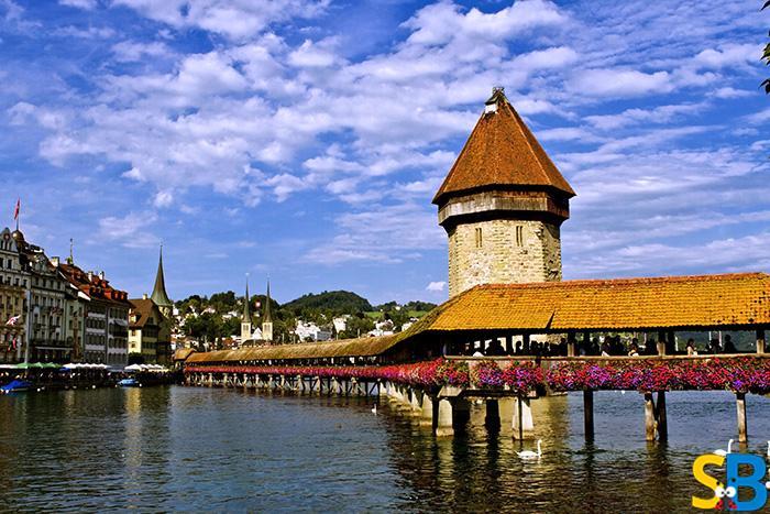 Lucerne and Paris