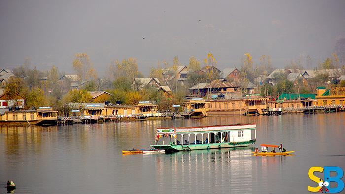 Srinagar, The capital
