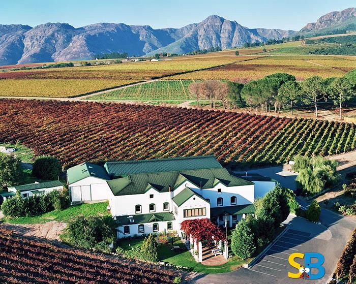 Stellenbosch, South Africa