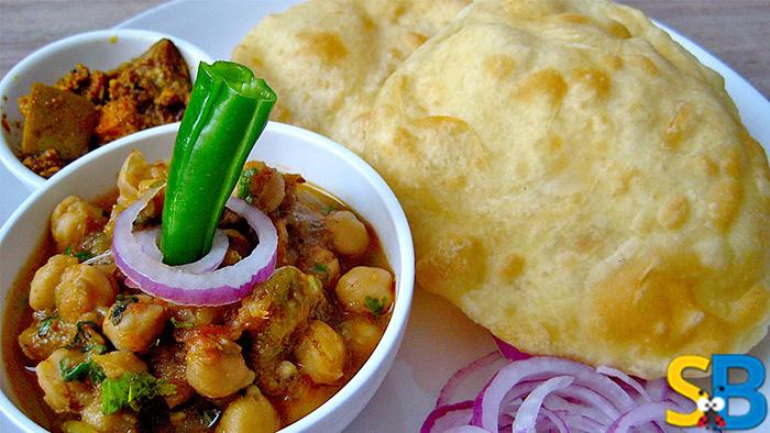 Choley-Bhature