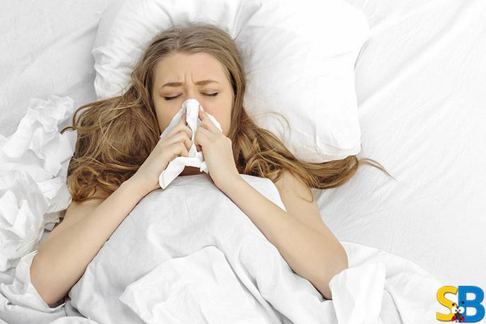 I am sick