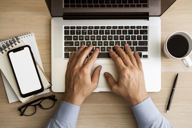 compose a business e-mail