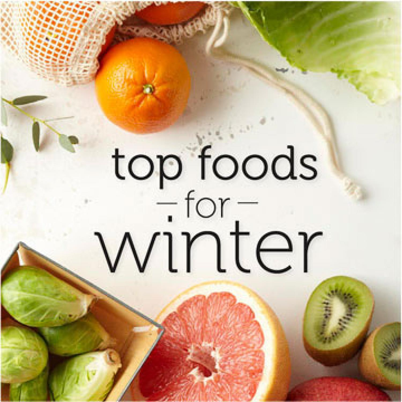 Healthy Food In Winter Season In India