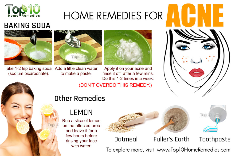 10 Remedies to Get Rid of Severe Acne - SmuGG BuGG