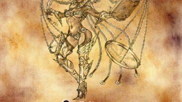 Libra-woman