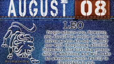 10 Things To Keep August Zodiac Sign Happy