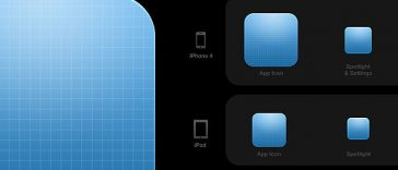 Creating an Iphone Icon Using Photoshop