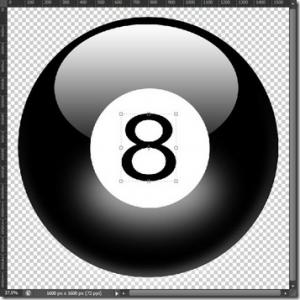 Create ultra-clean billiard balls using Photoshop