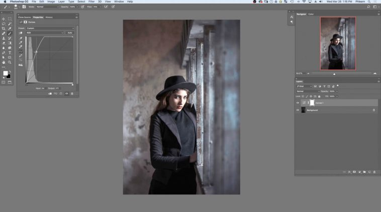 Fix an Underexposed Photo in Photoshop
