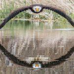 Glass reflection using Photoshop