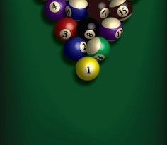 Create ultra-clean billiard balls using Photoshop