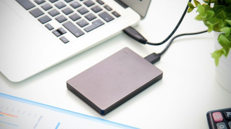 External Hard Drive as Scratch Disk for Photoshop