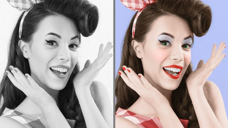 Add Color to Black and White Images Using Photoshop