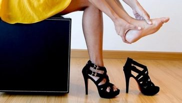 How to Wear Heels Without Any Pain