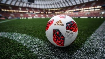 World Cup 2018: Adidas unveil match ball for the knockout stage