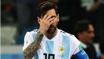 'Stressed' Messi will be Argentina's main man, Zabaleta assures