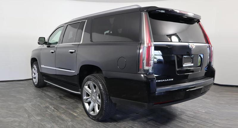 The Cadillac Escalade Is the Best SUV