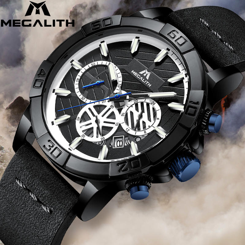 Megalith watch review