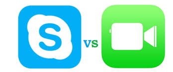 facetime vs skype